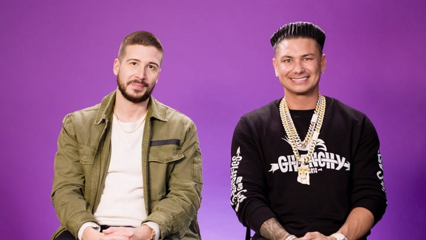 How Well Do 'Jersey Shore's Pauly D & Vinny REALLY Know Each Other?