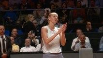 Stuttgart - Le titre pour Kvitova