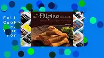 Full E-book The Filipino Cookbook: 85 Homestyle Recipes to Delight Your Family and Friends  For
