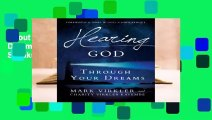 About For Books  Hearing God Through Your Dreams: Understanding the Language God Speaks at Night