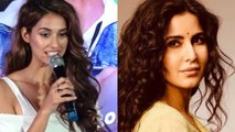 Bharat: Disha Patani breaks silence on her comparison with Katrina Kaif; Check Out | FilmiBeat