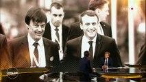 """Nicolas Hulot en veut-il à Emmanuel Macron ? """"Non, même s'il y a des regrets"""" confie t-il à Laurent Delahousse - Regardez"""