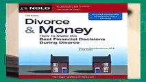 R.E.A.D Divorce   Money: How to Make the Best Financial Decisions During Divorce (Divorce and