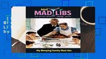 [MOST WISHED]  My Bleeping Family Mad Libs (Adult Mad Libs) by Leonard Stern