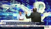 Focus sur les activités de Capgemini dans le Cloud et le digital - 29/04
