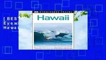[BEST SELLING]  DK Eyewitness Travel Guide Hawaii by Dk Travel