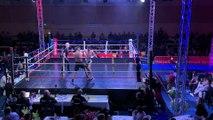 Clermont-l'Herault : gala de kickboxing