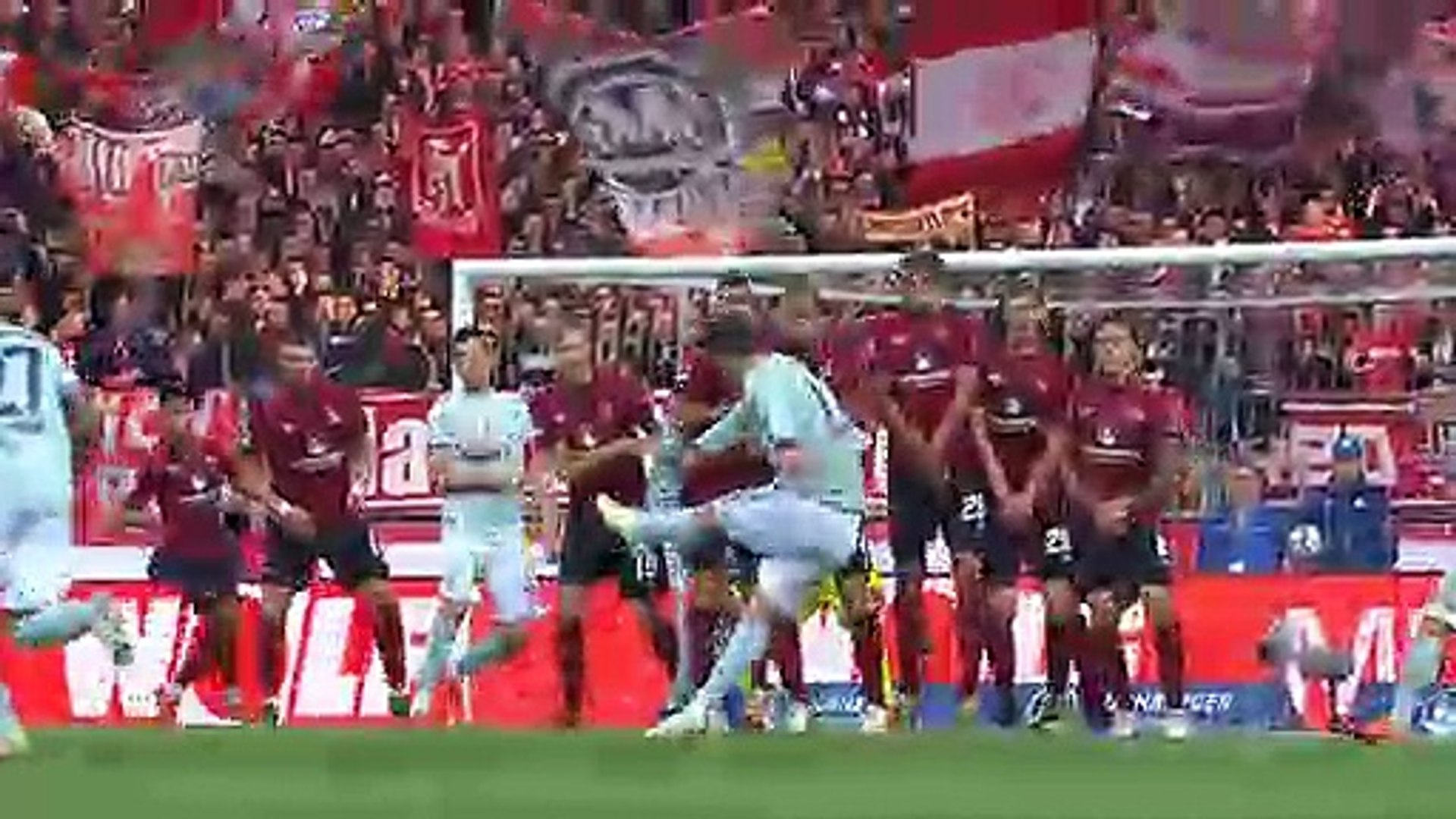 Maç Özeti: Nurnberg 1-1 Bayern Munich