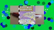 [MOST WISHED]  Streetwise Manhattan Map - Laminated City Center Street Map of Manhattan, New