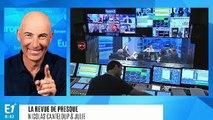 """François Hollande sur la conférence de presse de Macron : """"Il est tellement flou qu'on aurait dit moi !"""""""