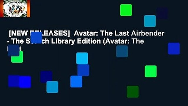 [NEW RELEASES]  Avatar: The Last Airbender - The Search Library Edition (Avatar: The Last