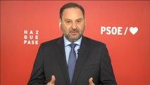 El PSOE no tiene prisa por hablar de pactos y se centra en la campaña del 26M