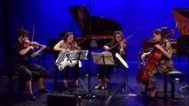 Mozart : La Flûte enchantée, Air de la Reine de la Nuit (Quatuor Zaïde)