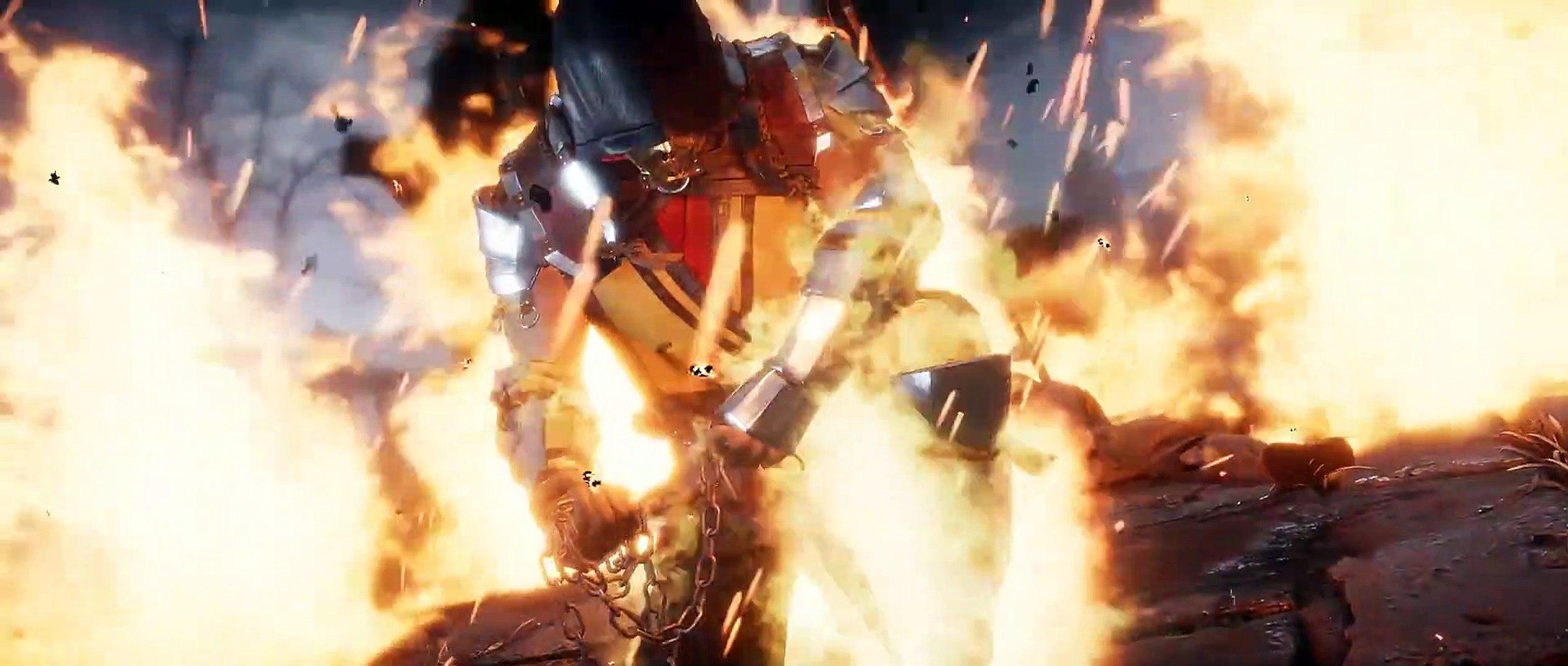 Mortal Kombat 11 - Mod FPSCAPREMOVER