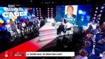 Le Grand Oral de Sébastien Cauet, animateur radio/tv - 29/04