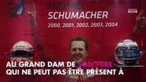 """Michael Schumacher : Pourquoi son nom pourrait """"devenir un problème"""" pour son fils"""