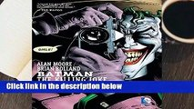 [MOST WISHED]  Batman The Killing Joke Special Ed HC by Alan Moore