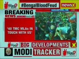 PM Narendra Modi in West Bengal attacks Mamata Banerjee: 40 TMC lawmakers in touch with BJP