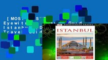 [MOST WISHED]  DK Eyewitness Travel Guide Istanbul (DK Eyewitness Travel Guides) by Dk Travel