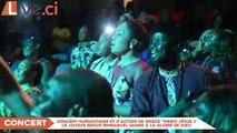 """Concert humanitaire et d`action de grâce """"Merci Jésus»: Le joueur Eboue Emmanuel danse à la gloire de Dieu"""