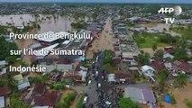 Inondations en Indonésie: plusieurs dizaines de morts