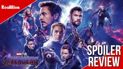 Avengers: Endgame Review - Is this the best Marvel movie to date? SPOILERS INCLUDED