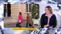 """VIDÉO. Valérie Rabault à propos des retraites : """"entre ce que le président de la République dit et ce qu'il envoie à Bruxelles, ce n'est pas la même chose."""""""