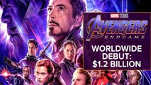"""Avengers: Endgame"" has historic box office opening"
