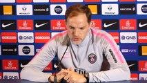 """PSG - Tuchel : """"Je ne sens pas ma position fragilisée, mais je ne sais pas..."""""""