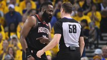 Did James Harden Get a 'Fair Chance' From Refs in Game 1 Loss?