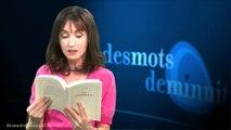 """""""Les confidences """" Marie Nimier  -  Les lectures d'Alexandra - Des mots de minuit"""