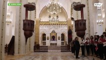 Catholic cathedral reconsecrated in Aleppo after restoration