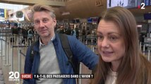 Flygskam : les Suédois ont honte de prendre l'avion, jugé trop polluant - ZAPPING ACTU BEST OF DU 02/05/2019