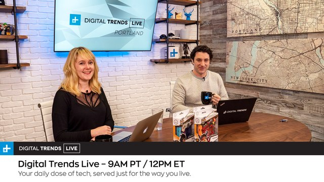 Digital Trends Live - 4.30.19 - Marriott Is Launching A Home Sharing Service + Facebook F8 Watch Party