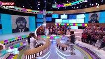Les Enfants de la télé : fou rire après la diffusion d'une photo de Laurent Ruquier jeune (vidéo)