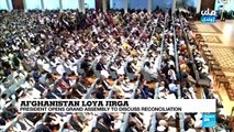 Afghanistan Loya Jirga: 'taking place so quickly illustrates how much Ashraf Ghani is feeling frustrated'