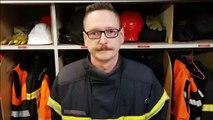 Le rôle des sapeurs-pompiers  professionnels de la plate-forme chimique de Carling Saint-Avold