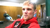 'IM GOING HOME WITH THOSE BELTS' - ANDY TOWNEND ON HIS BRITISH/COMMONWEALTH TITLE CLASH W/ CORDINA