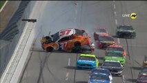 NASCAR Monster Cup Series 2019 Talladega Buscher Big Crash Big One