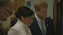 Prince Harry and Meghan Markle Plan to Take African Tour With Baby Sussex