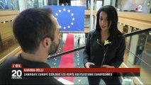 Elections européennes, qui sont les députés européens les moins assidus ?