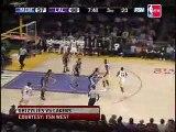 Lakers 100, Grizzlies 99 (F)01-13-08 Kobe Bryant scored 37 p