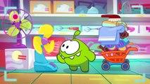 Om Nom Stories: s 7 - 6 - 5 OM NOM | Cut The Rope: DREAM JOB: VLOG | Funny Videos For Kids