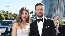 Justin Timberlake & Jessica Biel Hit The Golf Course With Son Silas