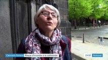Clermont-Ferrand : risque d'incendie à la cathédrale