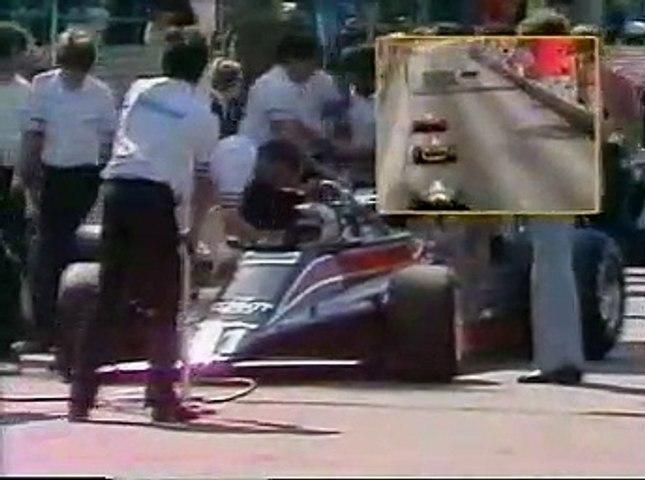 F1 1980 R04 US LongBeach  Race Highlights