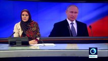 """Putin says Ukrainians and Russians are """"one people"""""""