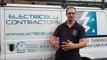 ElectricBlu Contractors - Local Wakefield Electrician - Domestic & Commercial Electrical Specialists
