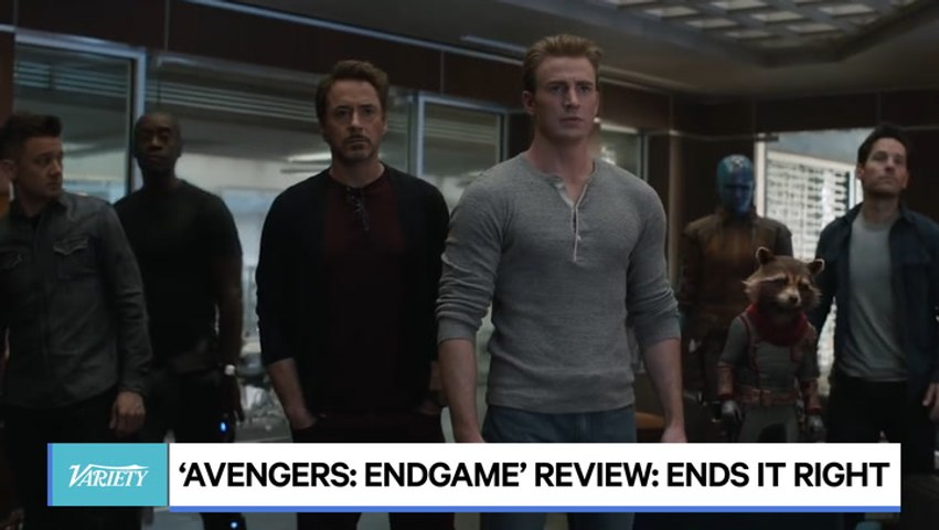 'Avengers: Endgame' Review: Ends It Right