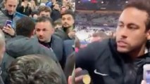 Neymar Punches Fan In The FACE For Talking Trash After PSG Loss, Suspension Could Be BRUTAL